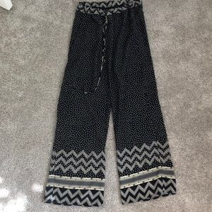 Flowy light weight pant